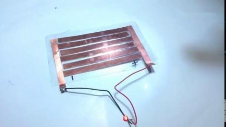 最简易的太阳能发电板的制作方法,当年是谁最先发现这种现象的呢