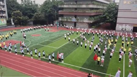 九龙坡区第二实验小学2020毕业季《我的祖国-燃梦少年说》