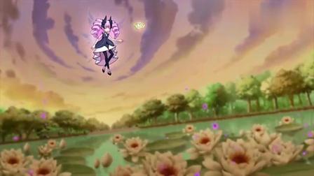 小花仙:双生花精灵王无霜使用了黑魔法,清明很危险