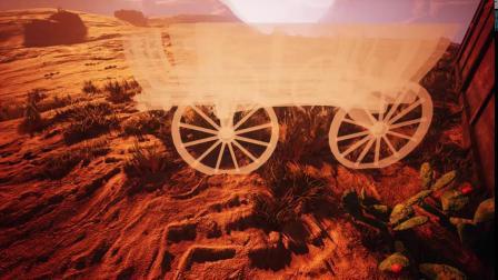 《牛仔模拟器》游戏宣传片