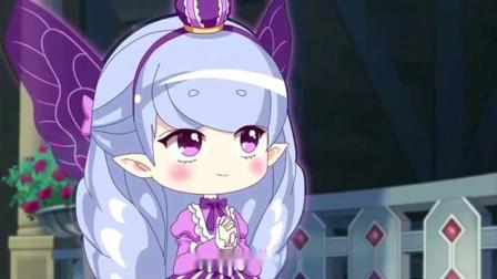 小花仙第四季:仙灵果汁很甜,库库鲁给芬妮带来了快乐