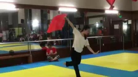 肖岚老师舞蹈