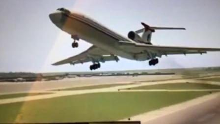 (温州空难)中国西南航空4509号航班电脑模拟空难