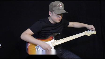 电吉他轻松入门第一课