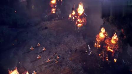 星辰变:黑风寨把铁家村烧了,他们简直太坏了,我要杀了你们
