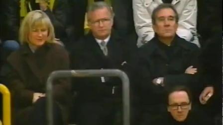 1997-98欧冠四分之一决赛次回合多特蒙德主场对拜仁慕尼黑上半场