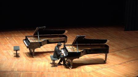 旅德钢琴家叶子豪演奏舒曼《花纹》Zihao Ye plays Schumann Arabesque
