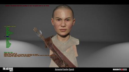 【游民星空】开发者演示《最后生还者2》面部表情系统