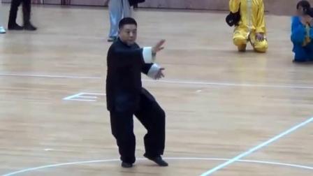 杨式太极拳28式 傅清泉演练