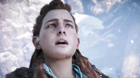 【游民星空】《地平线:黎明时分》PC画面对比PS4 Pro.mp4