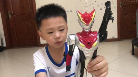 小王玩具——第23期 罗索奥特曼玩偶