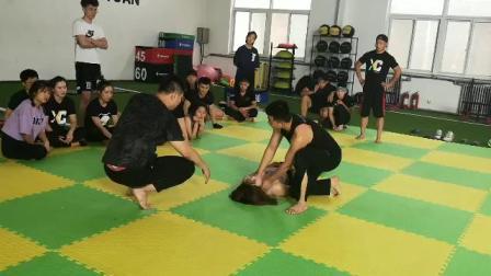 洛阳健身教练培训学校那家好-星灿健身学院