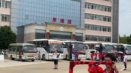 江西省西山学校2020高考送行