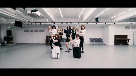 [杨晃]韩国女歌手宣美SUNMI全新单曲紫光夜菠萝冰棒舞蹈版