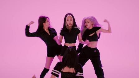 [杨晃]韩国女团BLACKPINK全新舞蹈版单曲How You LikeThat
