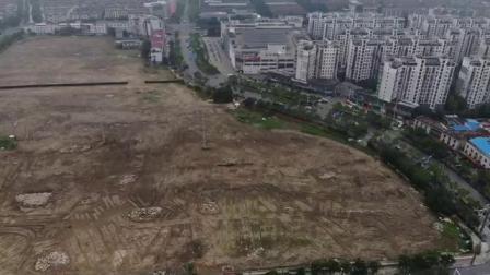 5【航拍视频】扬州市广陵区江都北路80亩商住地块(GZ210)
