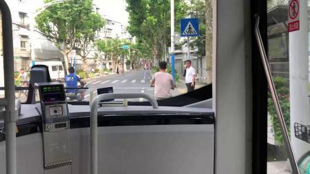 66路公交车(丰镇新村-南浦大桥沪军营路)