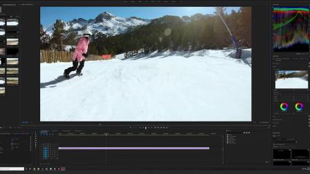 NVIDIA助力在Adobe Premiere Pro中发挥GPU加速的优势|NVIDIA Studio