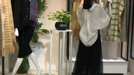 羊绒围巾  品牌女装批发