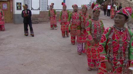东山打歌培训视频--云南.巍山县彝族传统歌舞