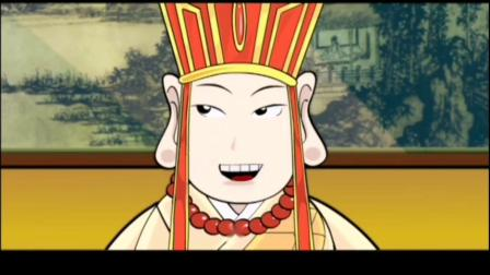 搞笑西游:唐僧在县衙夸自己降雨的实力,白龙马被县衙骡子迷住了