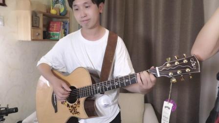 超有感觉的拉丁风格吉他口琴合奏 周杰伦 Mojito