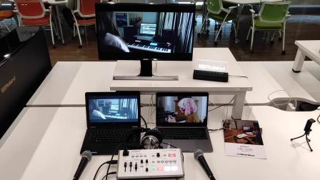 VR-1HD 自动切换-视频跟随音频