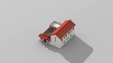 单层别墅房屋设计图,外观大气上档次,实用舒适