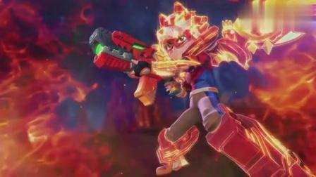 星兽猎人:星成的坚持,让神兽重新站起,完成七兽合体