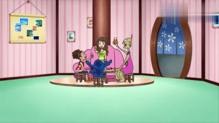 星际宝贝:成功抓住给偷走的试验品,这下皆大欢喜了!