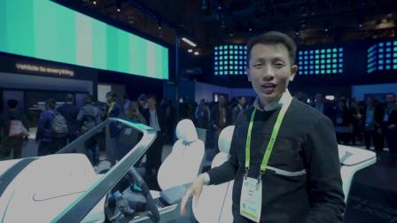 高度智能三星车载系统 CES 2019 快速报道