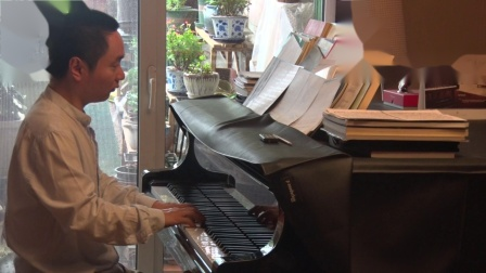 沈文裕演奏贝多芬前奏曲 Op.39 No.2