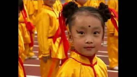 北京少幼儿武术十六年成果展示【精彩片段】