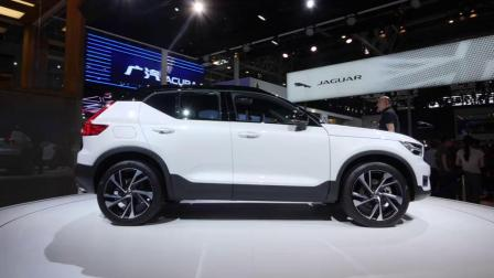 沃尔沃小型 SUV XC40 亮相北京车展