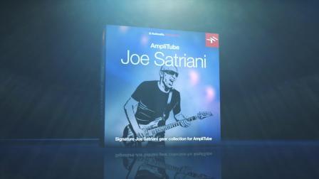 AmpliTube Joe Satriani for Mac/PC & iOS
