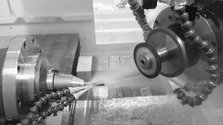 科德数控-五轴工具磨削中心3515-铣刀