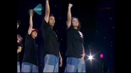 第五届CCTV电视舞蹈民族民间舞蹈表演舞蹈比赛系列之金色风暴