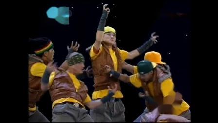 第五届CCTV电视舞蹈民族民间舞蹈表演舞蹈比赛系列之找寻