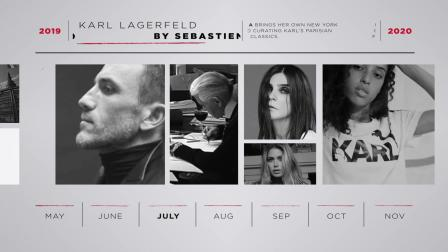 Karl Lagerfeld品牌宣传片
