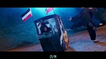 《黄飞鸿之四:王者之风》赵文卓大战拳王周比利与钱嘉乐