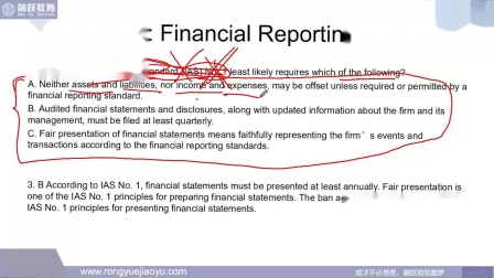 CFA一级note-财务报表分析Reading20 Financial Reporting Standards-6 T6.mp4