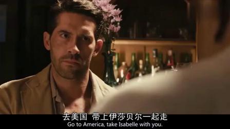 一部值得憋尿看完的动作片,终极斗士主演阿金斯再战江湖