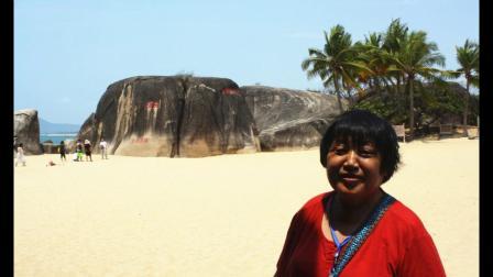 海南岛三亚市天涯海角之旅(2020-04-11上午)