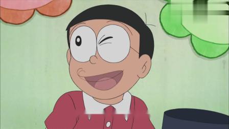 哆啦A梦:小夫不怀好意让变铜锣烧!蓝胖子太多不舍,只得弃最爱!