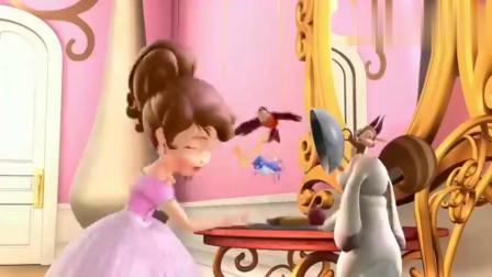 蛋糕是最好的礼物,它会让你变舒服,小公主好吃到想欢呼!