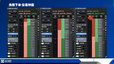 南华期货-科技赋能,快人一步提高股指期权交易效率