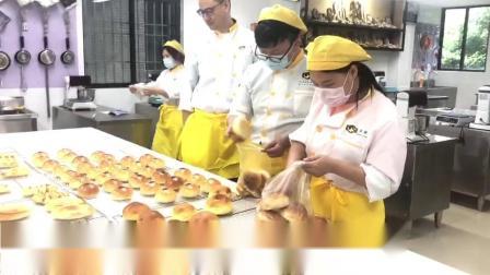 还在排队买面包?成为烘焙师是你不错的选择 /烘焙蛋糕培训
