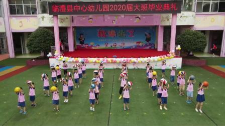临澧县中心幼儿园2020届大班毕业典礼
