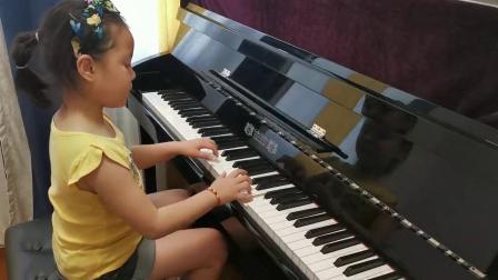 钢琴曲:二级考级曲-苏格兰舞曲(贝多芬)