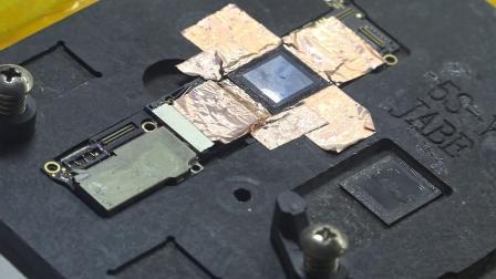 任何双层CPU撬cpu主板 准备工作 拆装cpu步骤  拆装cpu方法 手机维修技术 零基础手机维修培训  手机维修教程基础入门